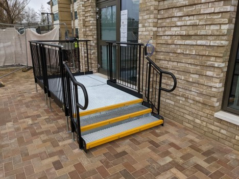 The Standard Step Height - UK Regulations